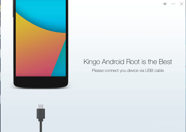 Kingo Root for Android and Windows