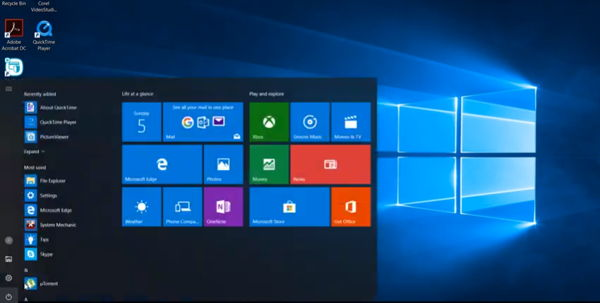 Windows 10 Enterprise ISO Image