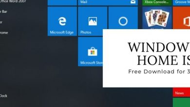 Download Windows 10 Home ISO